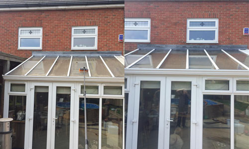 conservatory cleaners southend