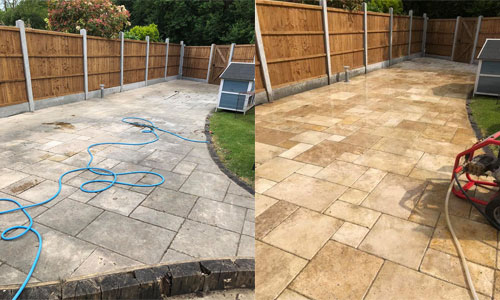 patio cleaning southend