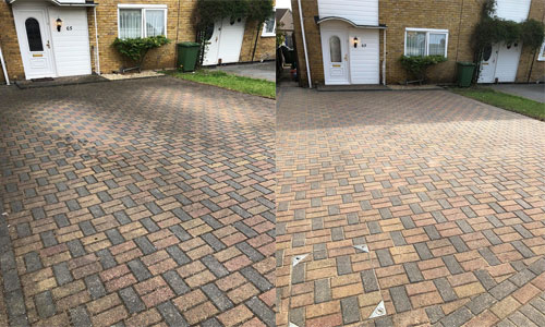 driveway cleaning southend